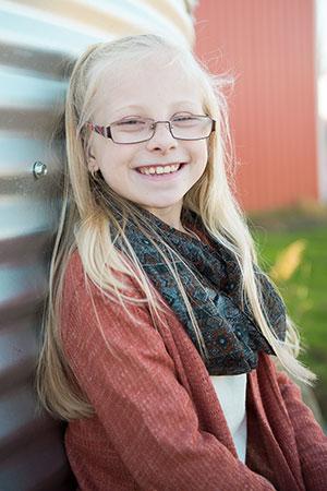 Autumn M, Little Miss Contestant