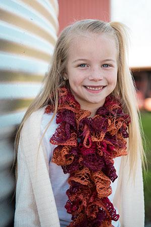 Claudia M, Little Miss Contestant