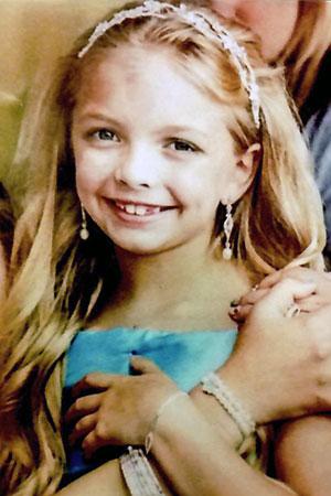Laurel R, Little Miss Contestant