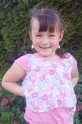 Chloe Guffey, Little Miss Contestant