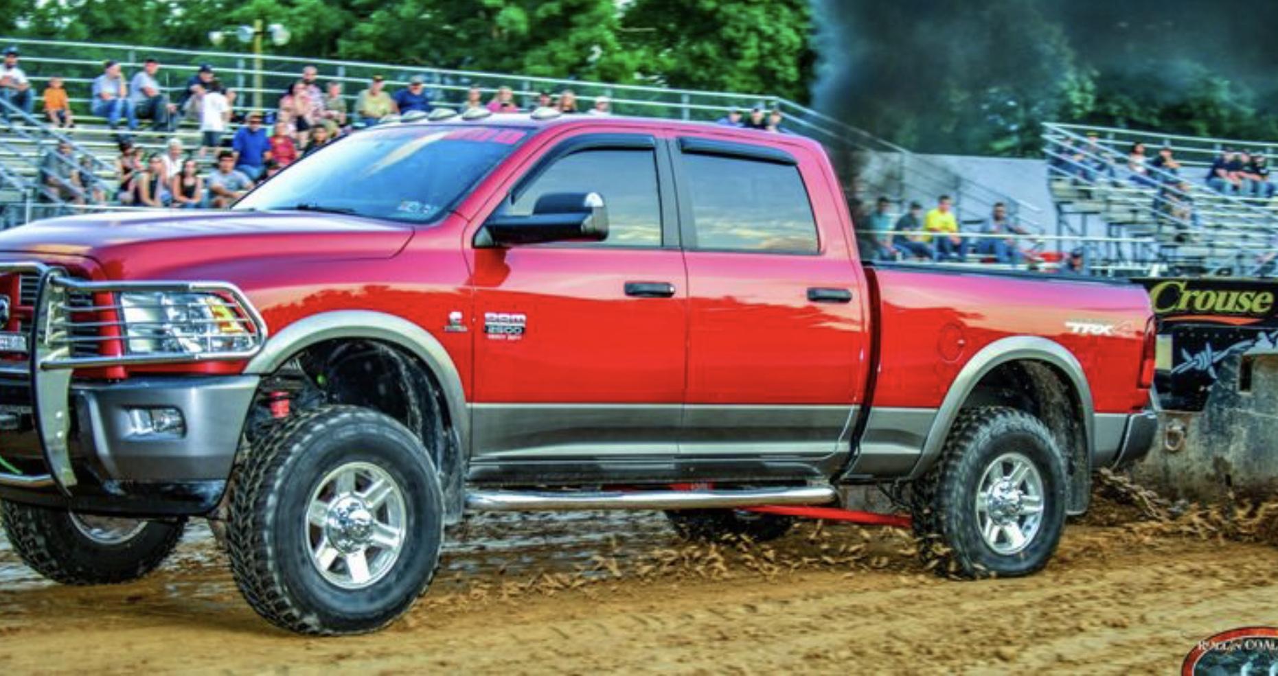 2.5 Diesel Puller's Truck