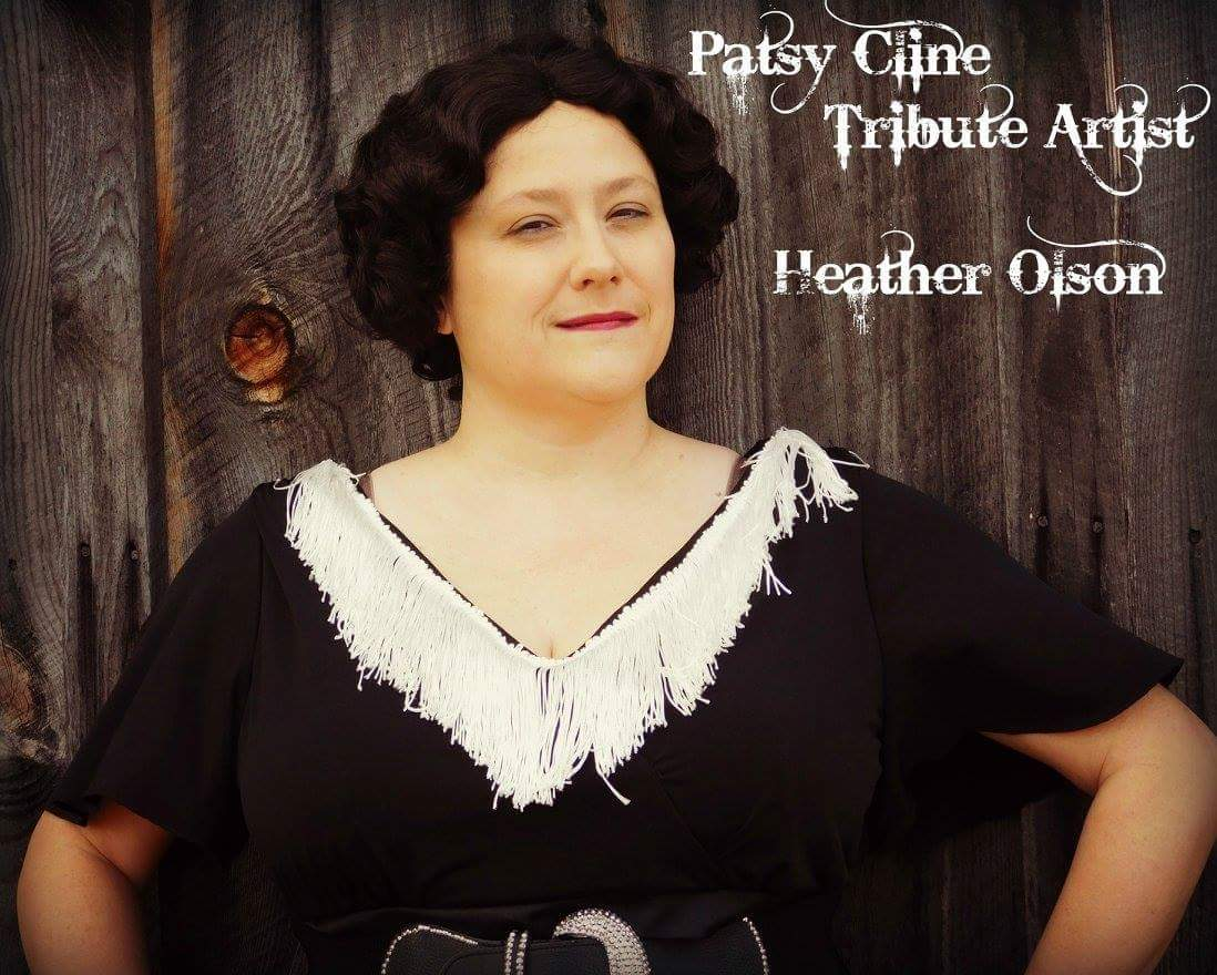 Heather Olson, Patsy Cline Tribute Artist