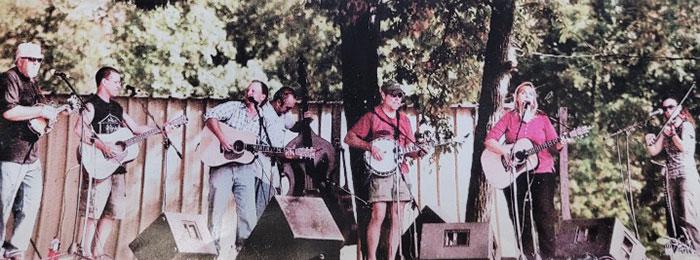 West End Bluegrass Band