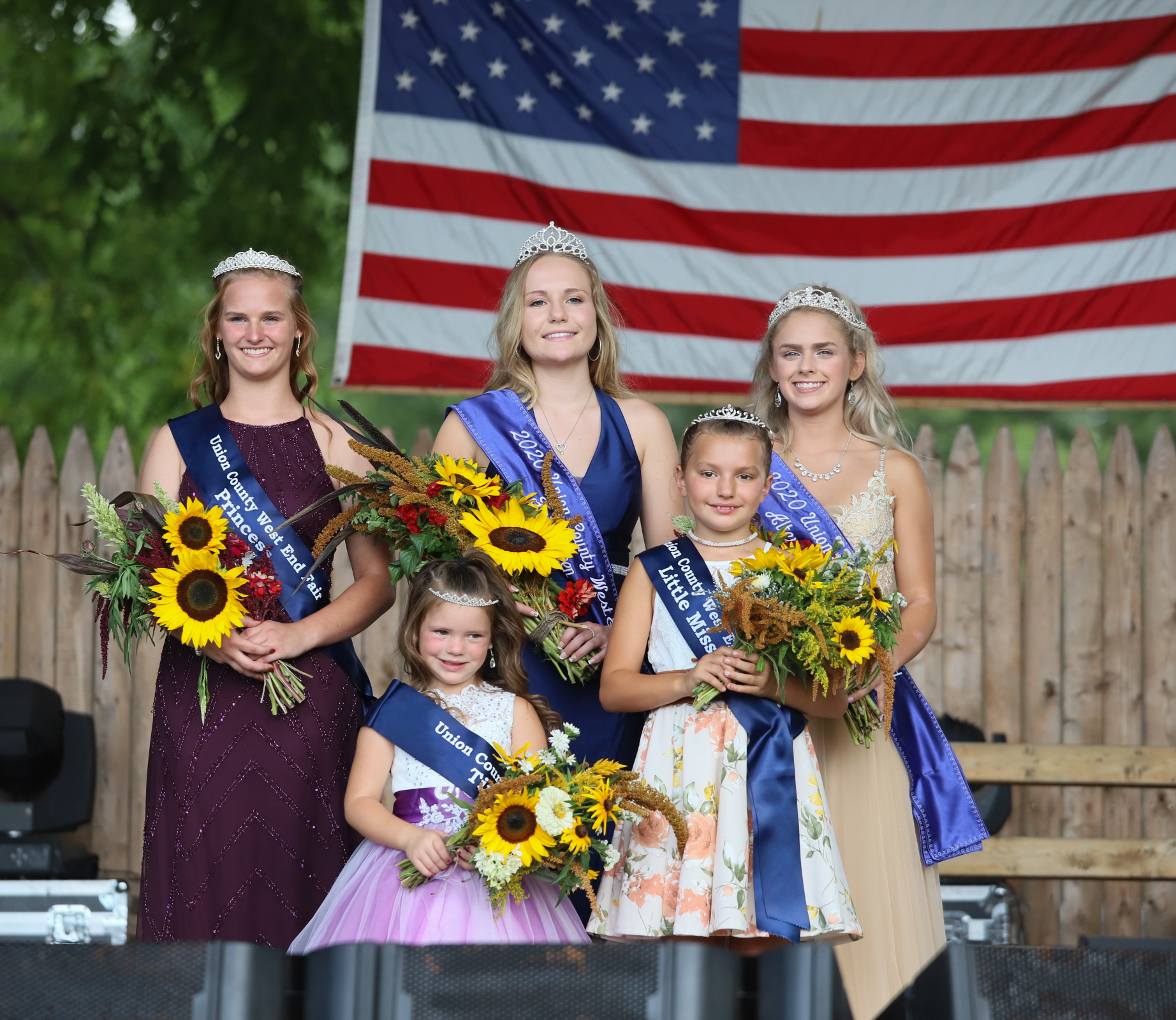 2020 Fair Queen Court