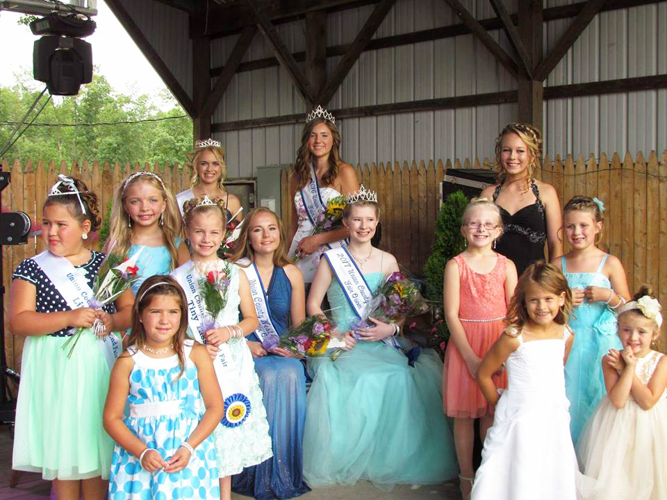 2017 Fair Queen and Her Court