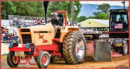 Friday Tractor Pulls
