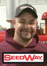 Jeremiah Zimmerman, Seedway Rep