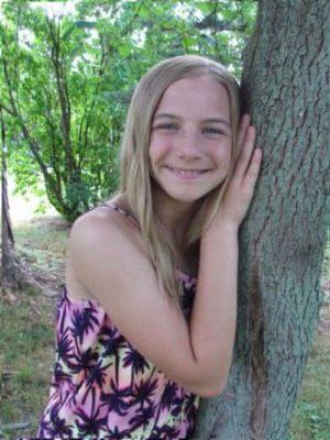 Little Miss Contestant - Claudia Martin