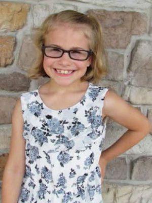 Little Miss Contestant - Emma Martin