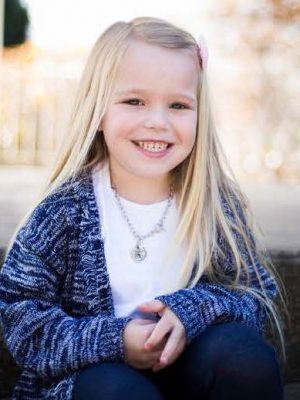 Little Miss Contestant - Kathryn Reber