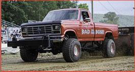 Saturday Truck Pulls