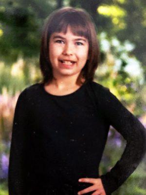 Little Miss Contestant Willow Nogel